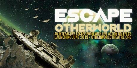 Escape Otherworld! tickets