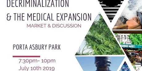 Medical Cannabis Expansion & Licensing Discussion tickets