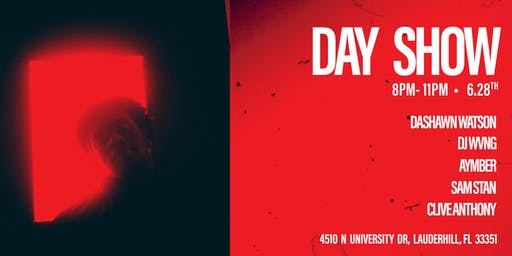 Day Show: Everything Red