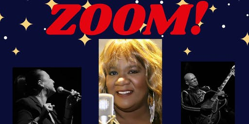ZOOM LIVE IN CONCERT presented by ROBIN BANKS
