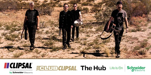 WA Club Clipsal and The Hub - U2 Joshua Tree Tour