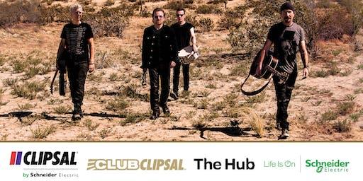 WA Club Clipsal and The Hub - U2 Joshua Tree Tour