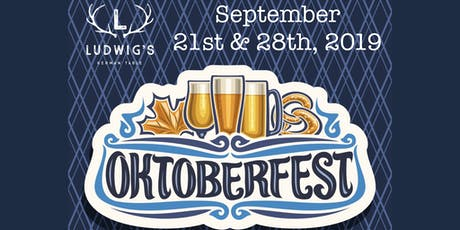 Ludwig's German Table Oktoberfest tickets