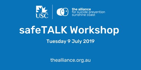 safeTALK Workshop tickets