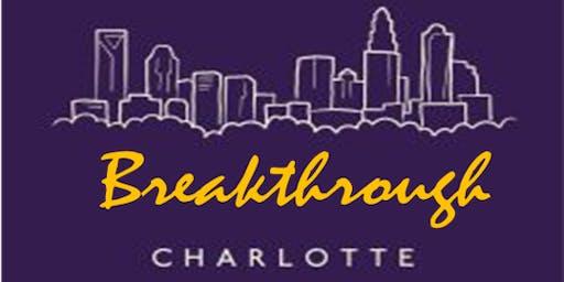 Breakthrough Charlotte - Day of Prayer