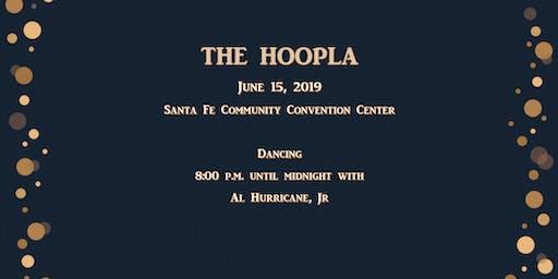 """AL HURRICANE, JR -""""THE HOOPLA"""""""