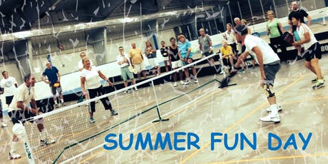 Summer Fun Day - Let's Play Pickleball! tickets