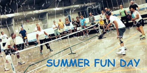 Summer Fun Day - Let's Play Pickleball!