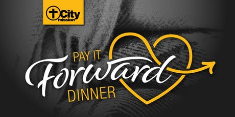 Pay It Forward Dinner - Burnie  tickets