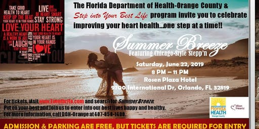 Summer Breeze - Step into Your Best Life Culminating Event