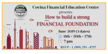Building a strong financial foundation - proper protection tickets