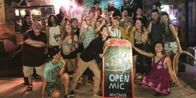 Copy of Outland Open Mic