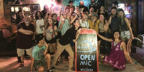 Outland Open Mic tickets