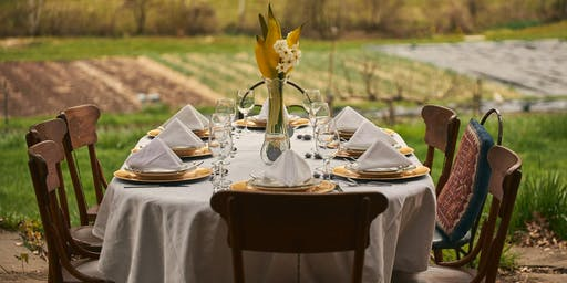 Intimate Five Course Meal on Duck Creek Farm