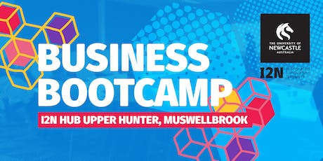 I2N Business Bootcamp tickets