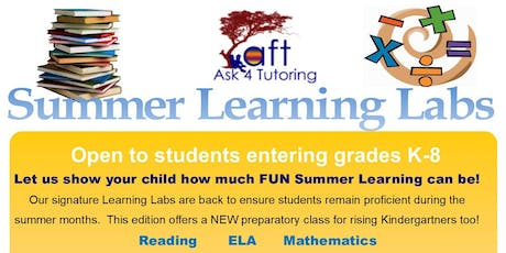 Summer Learning Labs  tickets