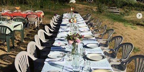 Farm to Table Dinner on Duck Creek Farm tickets