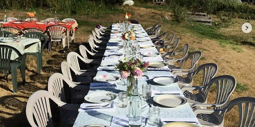 Farm to Table Dinner on Duck Creek Farm