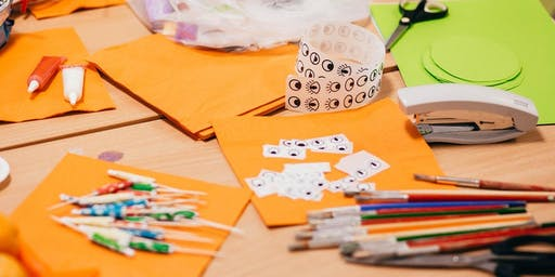 Bookalicious Craft Afternoon: Scratch Board Craft - Children's Holiday Activity