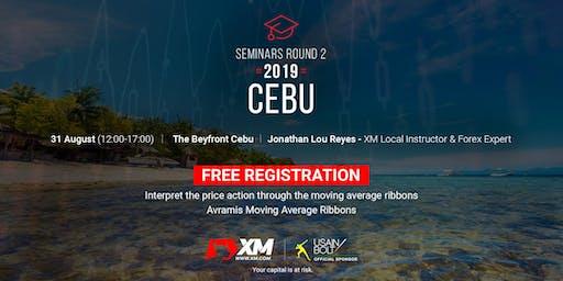 XM SEMINAR CEBU ROUND 2 2019 - EDUCATION MATTERS