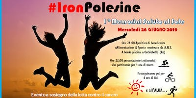IronPolesine - Memorial Saluto al Sole