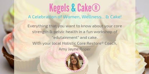 Kegels & Cake - Pelvic Floor Expert Talk