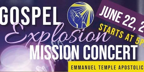 Mission Benefit Gospel Concert tickets