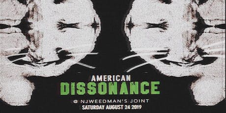 American Dissonance Fest tickets
