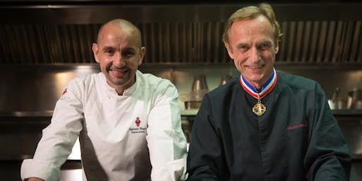 [SOLD OUT]Michelin Star Guest Chef in Ginett for 3 nights only!