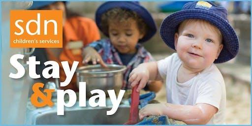SDN North Sydney: Stay & Play