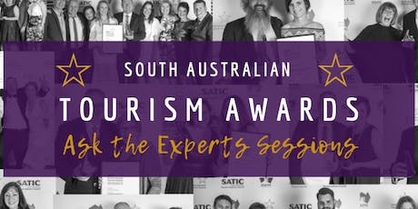 2019 SA Tourism Awards | Ask the Experts Sessions tickets