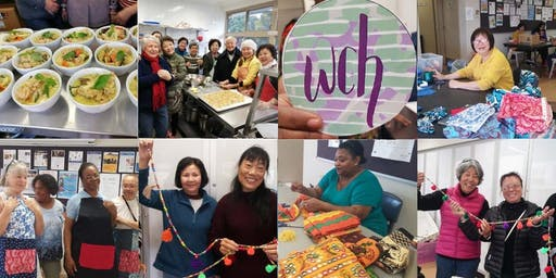 """Refugee Week Celebrations - """"With Refugees"""" Sharing Stories & Experiences"""