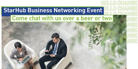 StarHub Mobility Networking Event tickets