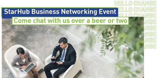 StarHub Mobility Networking Event