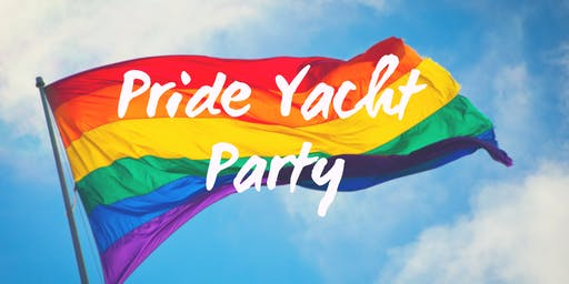 San Diego PRIDE Yacht Party