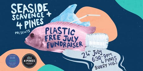 Seaside Scavenge Plastic Free July Fundraiser tickets