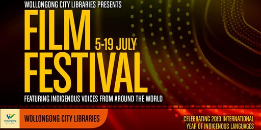 Wollongong City Libraries Film Festival  [Thirroul Library, rating PG]