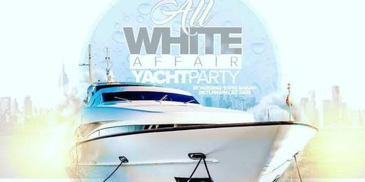 All White Yacht Party at Pier 15 July 4th Wknd