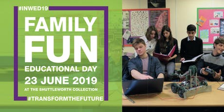 Family Fun & Educational Day - INWED19 tickets