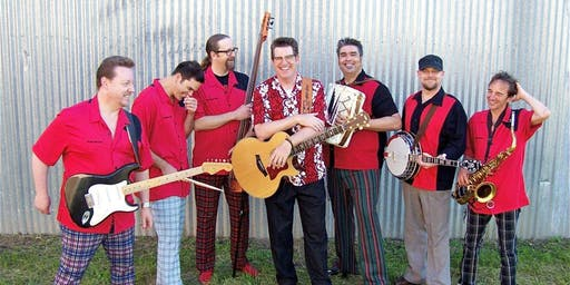 Antsy McClain and The Trailer Park Troubadours