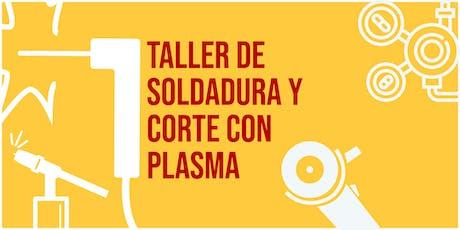 Taller de Soldadura y Corte con plasma  tickets