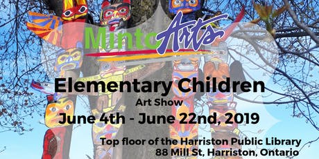 Elementary Children Art Show tickets