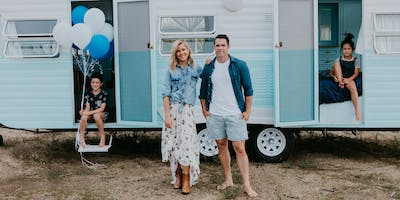 Vintage Caravan Workshop with Michael & Carlene at the Reno Home Show