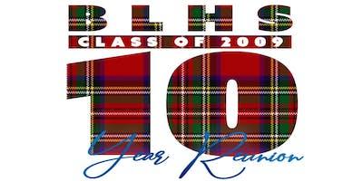 Class of '09 Ten Year Reunion