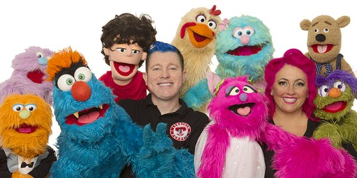 Storytime with Larrikin Puppets - Hervey Bay Library - Ages 2-7
