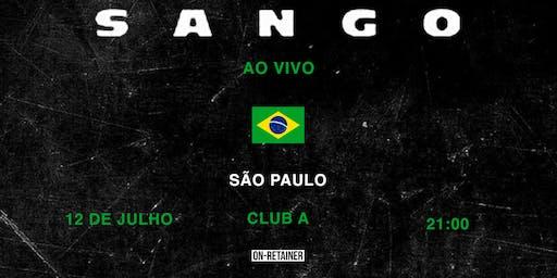 SANGO Ao Vivo in  São Paulo