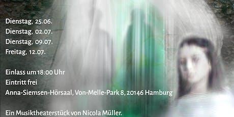 Musiktheater: The Veil - Der Schleier zur Spiegelwelt Tickets
