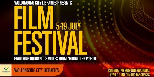 Wollongong City Libraries Film Festival  [Wollongong Library, rating PG]