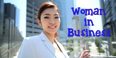 Woman in Business - How to Start Your Entrepreneurship Journey tickets