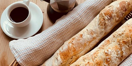 Artisan bread making tickets